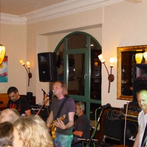 30.04.2011 CD Release Party im Leo's Landau 1